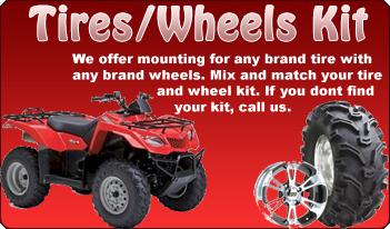 Tires/Wheel Kit